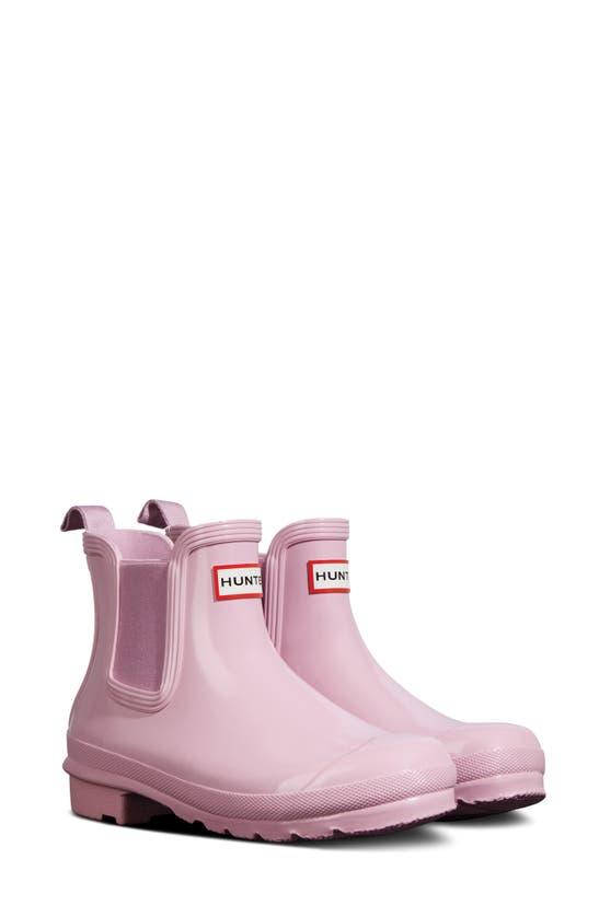 HUNTER Boots ORIGINAL GLOSS WATERPROOF CHELSEA BOOT