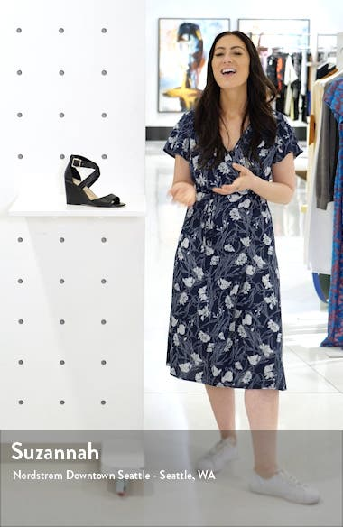 Radka Wedge Sandal, sales video thumbnail