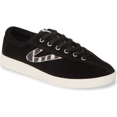 Tretorn Nylite Plus Sneaker- Black