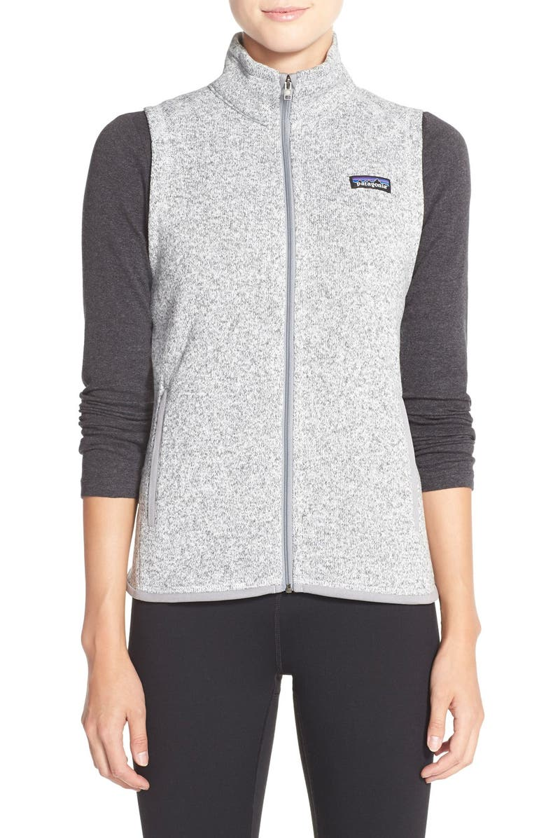 PATAGONIA Better Sweater Vest, Main, color, 100