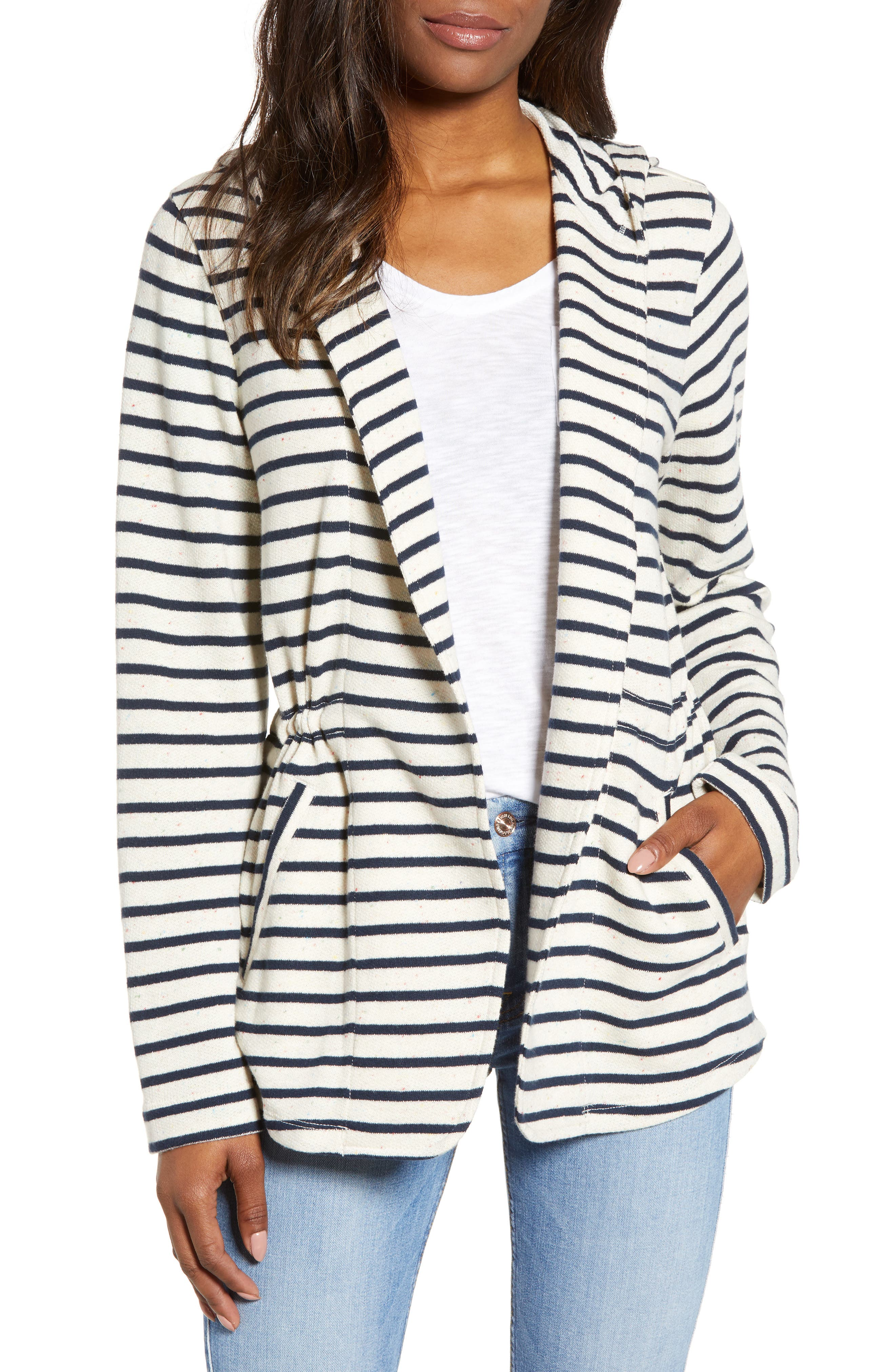 ,                             Open Front Hooded Cardigan,                             Main thumbnail 32, color,                             900