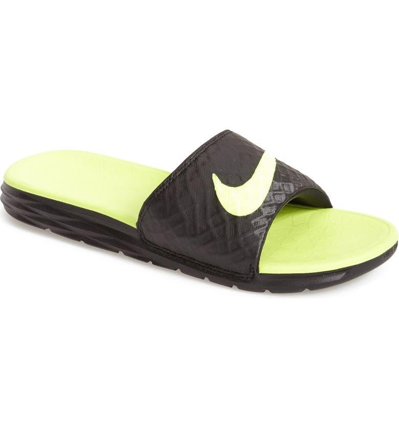 NIKE Benassi Solarsoft 2 Slide Sandal, Main, color, 017