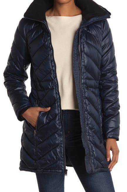 Image of Andrew Marc Nimbus Puffer Jacket