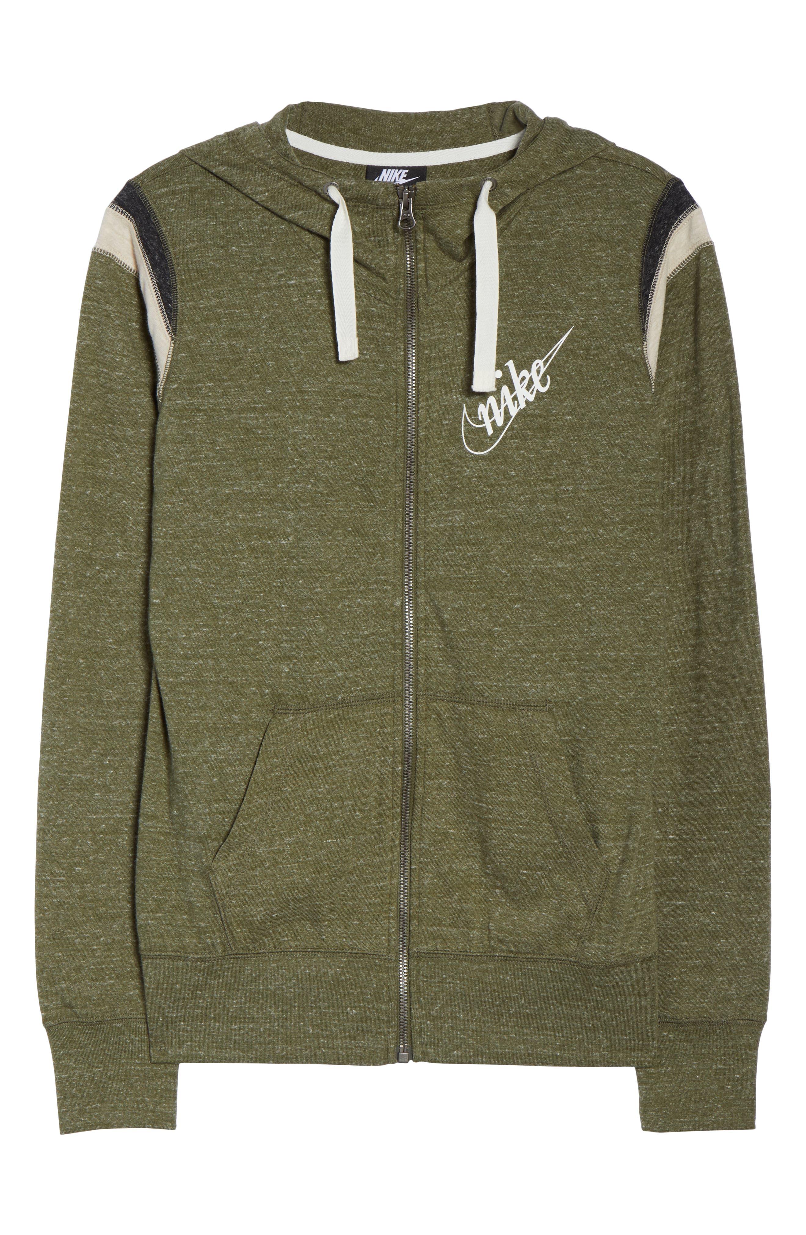 ,                             Sportswear Gym Vintage Zip Hoodie,                             Alternate thumbnail 26, color,                             395