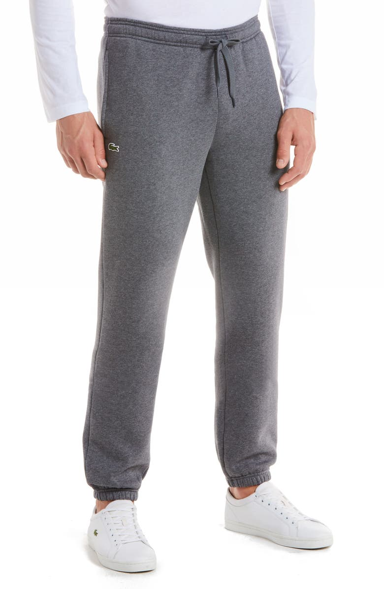 LACOSTE 'Sport' Tapered Sweatpants, Main, color, 024