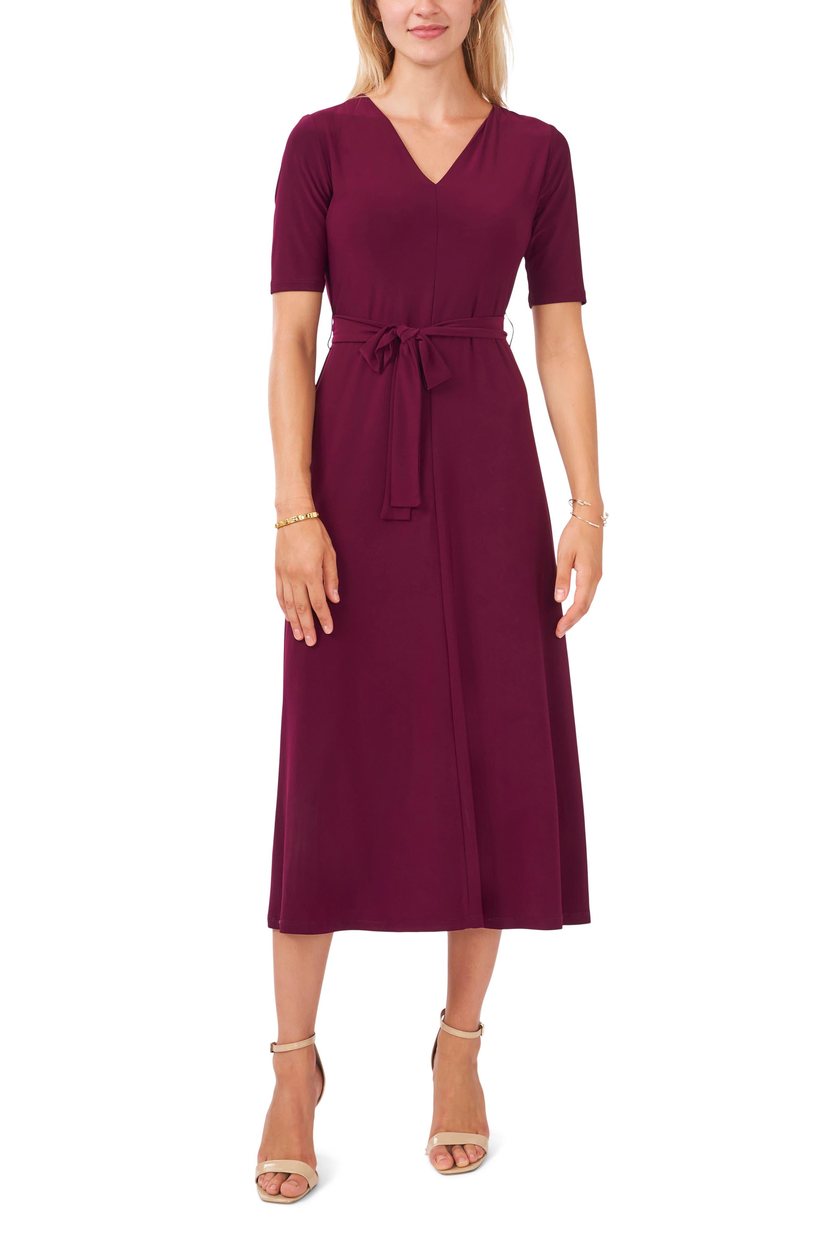 Lisa Tie Waist Dress