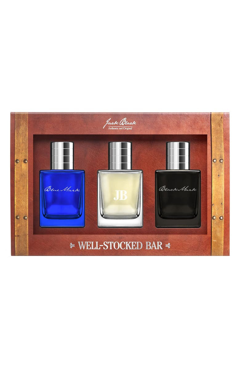 JACK BLACK 'Well-Stocked Bar' Fragrance Set, Main, color, 000