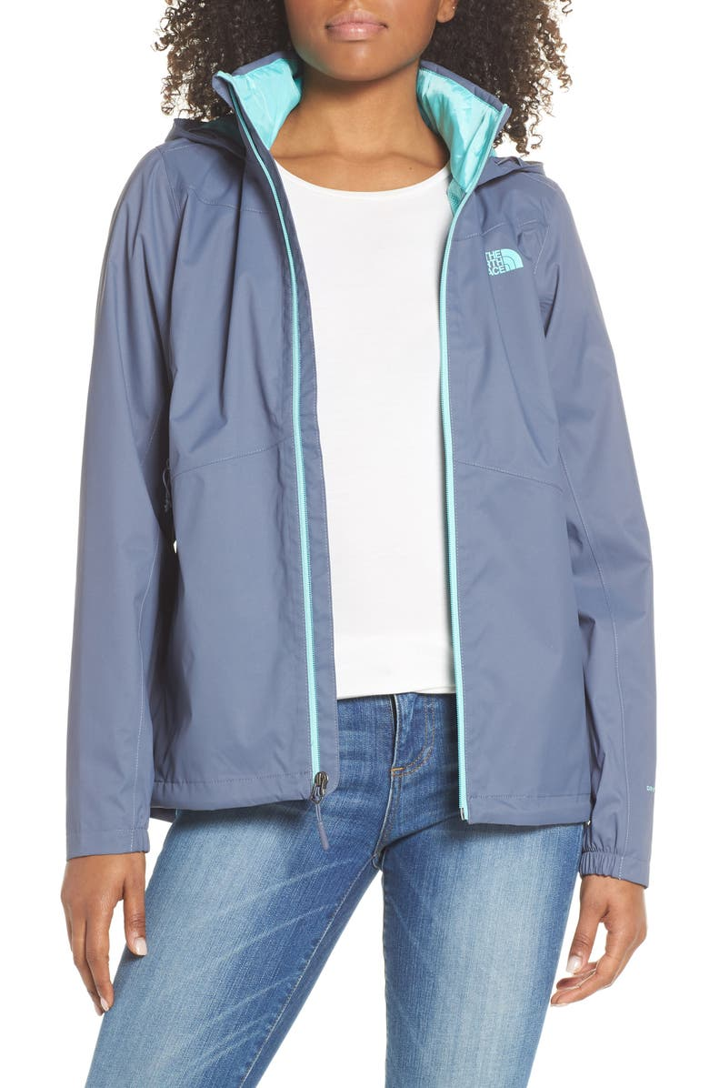 THE NORTH FACE Resolve Plus Waterproof Jacket, Main, color, 021