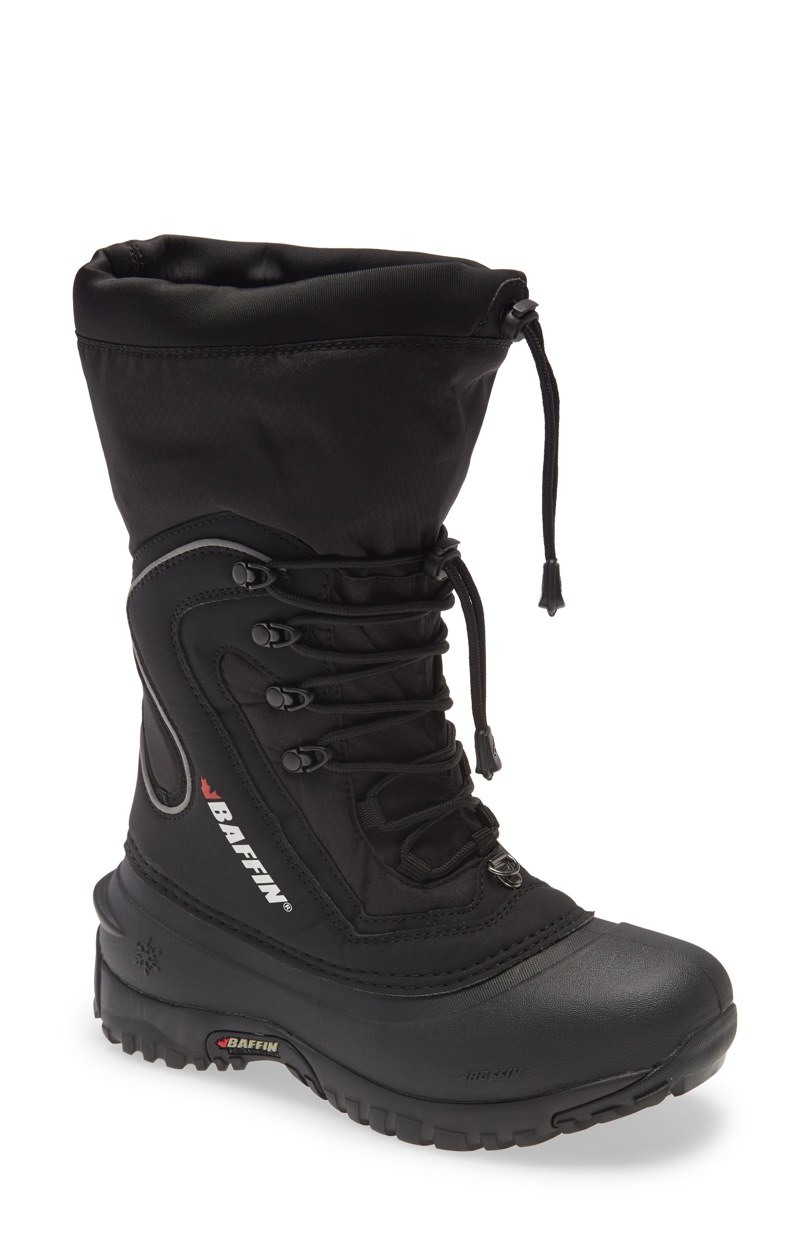 Flare Waterproof Winter Boot