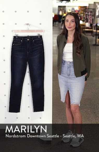 High Waist Ankle Jeggings, sales video thumbnail