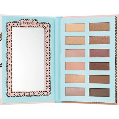 Benefit Vanity Flair Nude Eyeshadow Palette - No Color