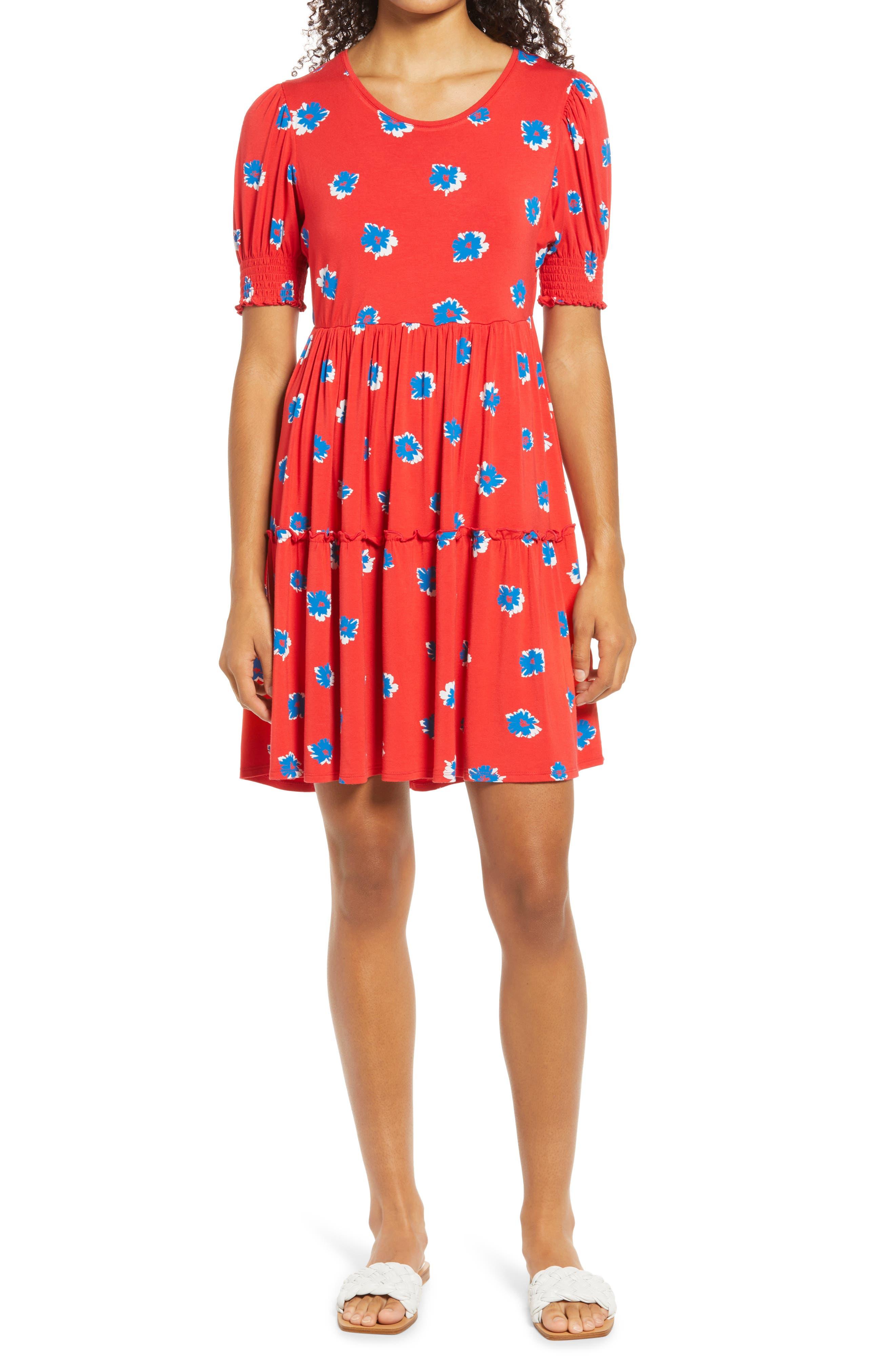 Lee Ann Smocked Dress