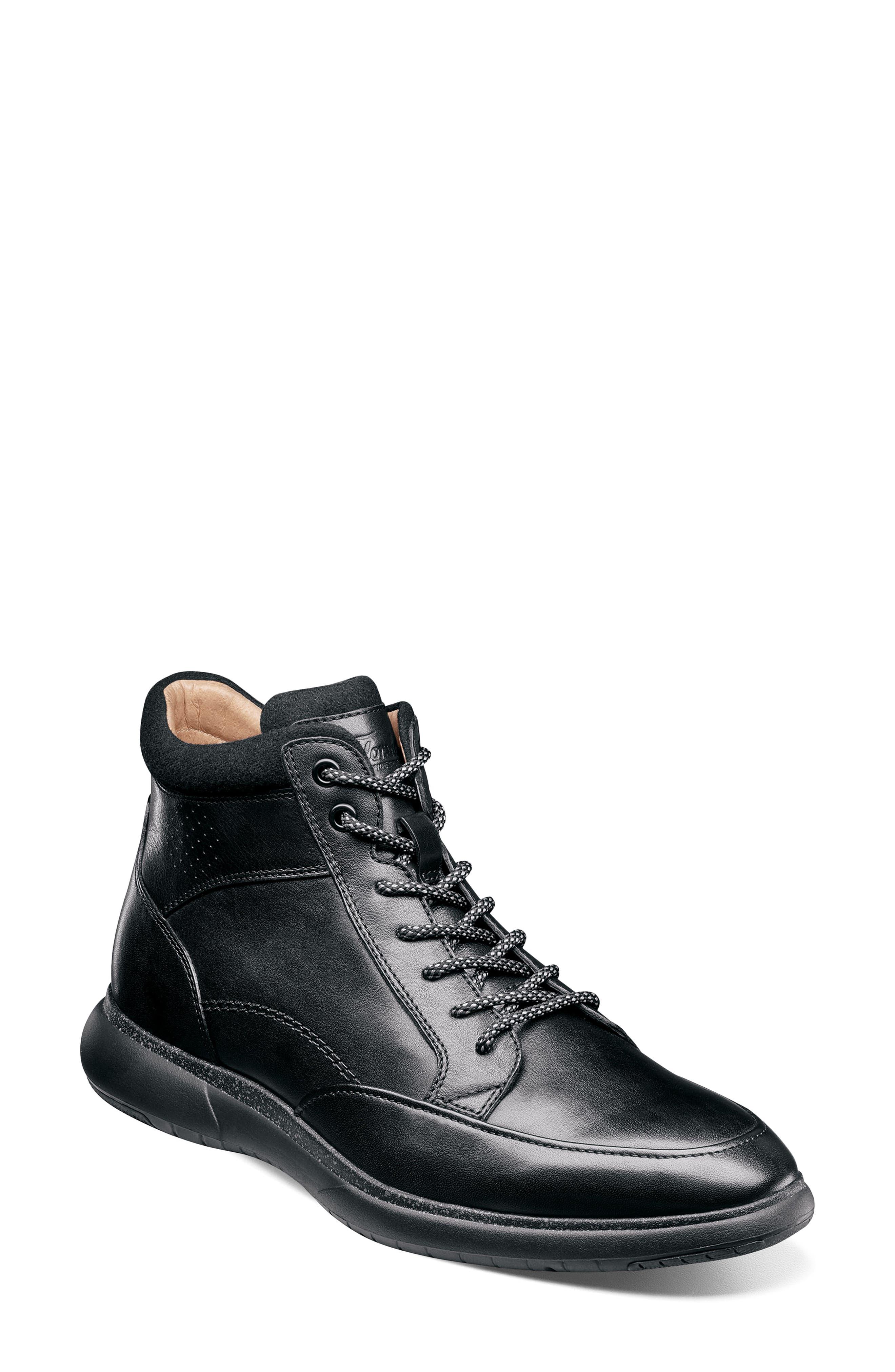 Flair Moc Toe Boot