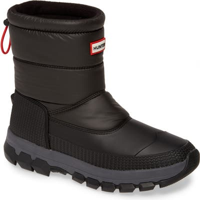 Hunter Original Waterproof Insulated Short Snow Boot