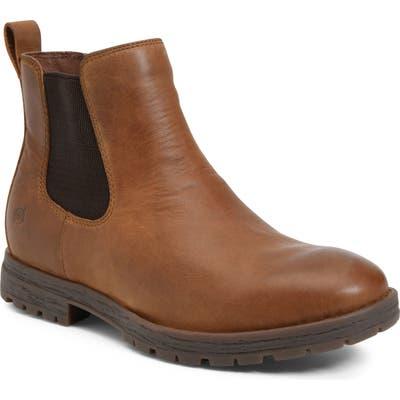 B?rn Pike Mid Waterproof Chelsea Boot, Brown