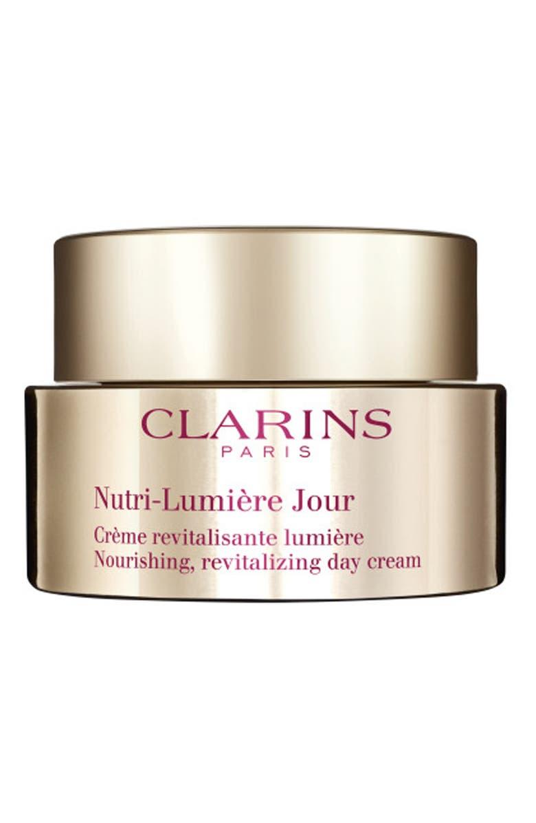 CLARINS Nutri-Lumière Day Cream, Main, color, NO COLOR