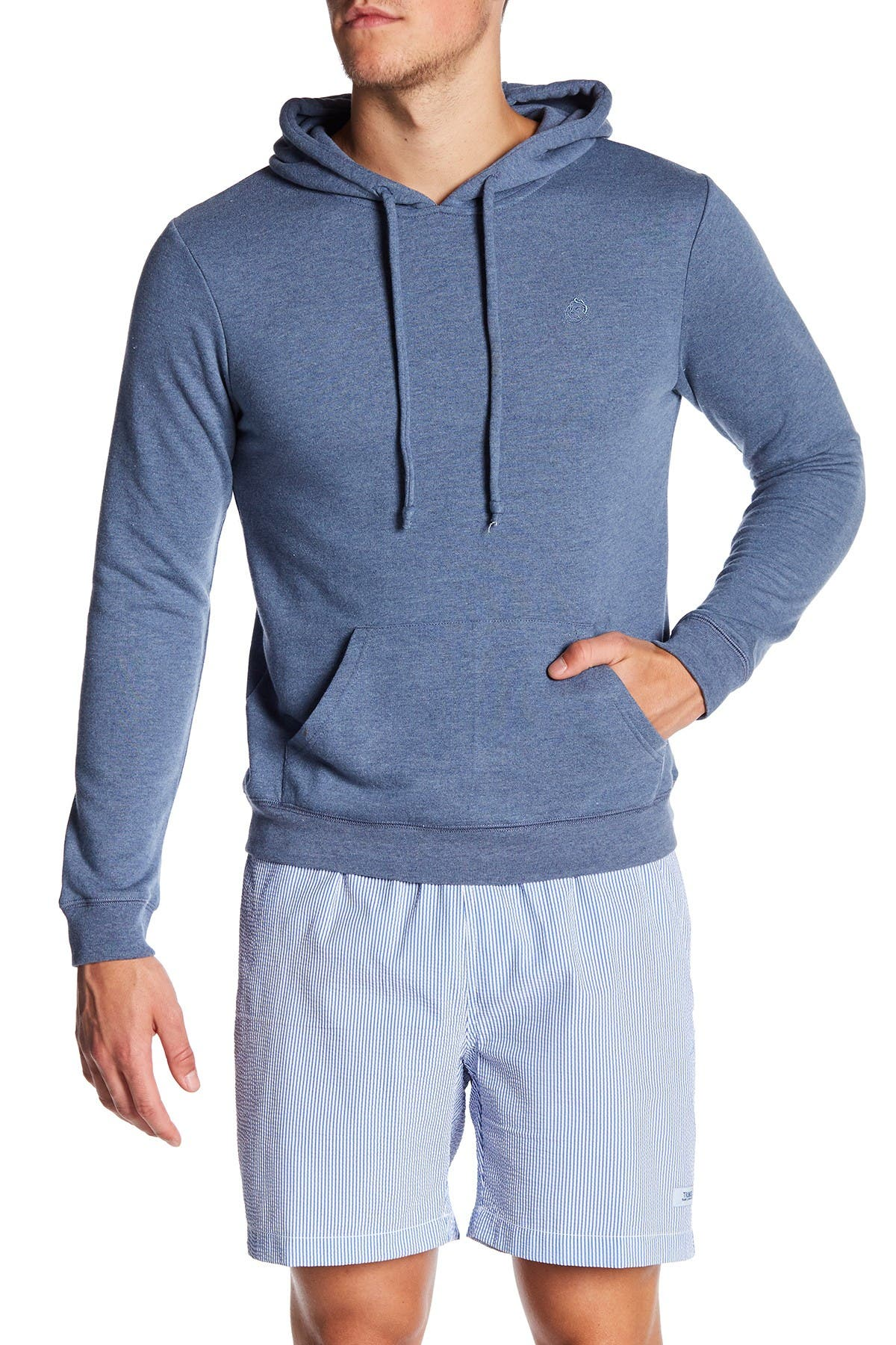 Image of Mr. Swim French Terry Pullover Hoodie
