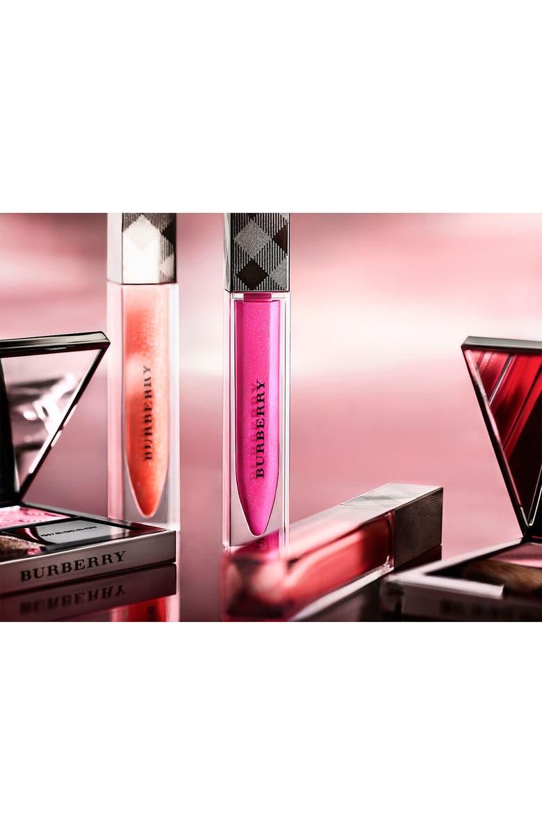 BURBERRY BEAUTY 'Lip Glow' Natural Lip Gloss, Main, color, 001