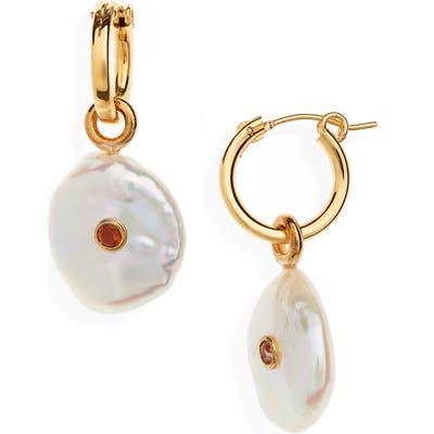 Lizzie Fortunato Pietra Drop Earrings