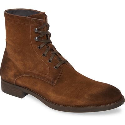 To Boot New York Ditmas Lace-Up Boot, Brown