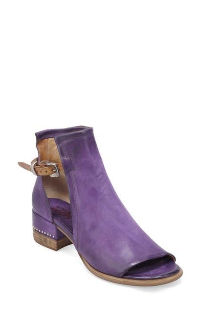 A.S.98 Morgan Sandal In Purple