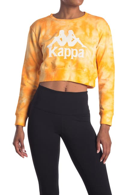 Image of Kappa Active Authentic Cavosa Cropped Pullover