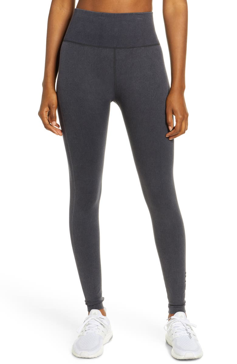 Miner Multi Rib Seamless Tights by Soul By Soulcycle