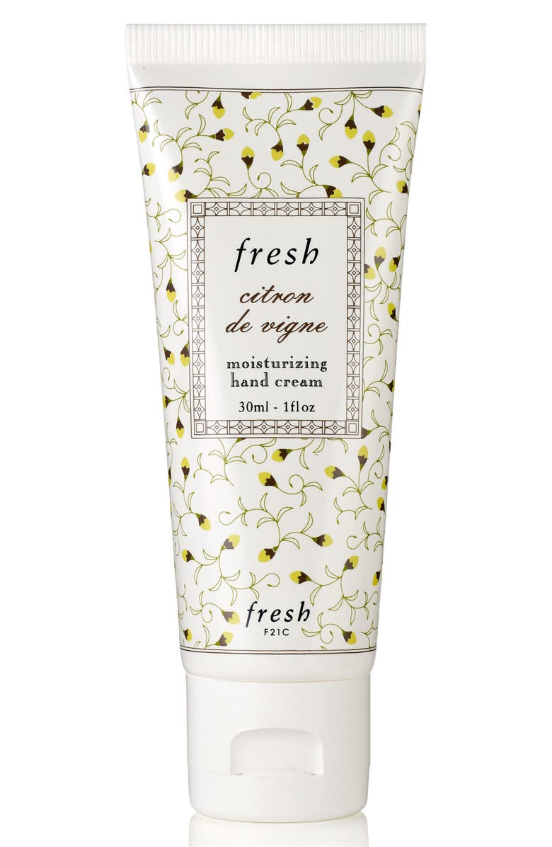 FRESH<SUP>®</SUP> Moisturizing Hand Cream, Main, color, CITRON DE VIGNE
