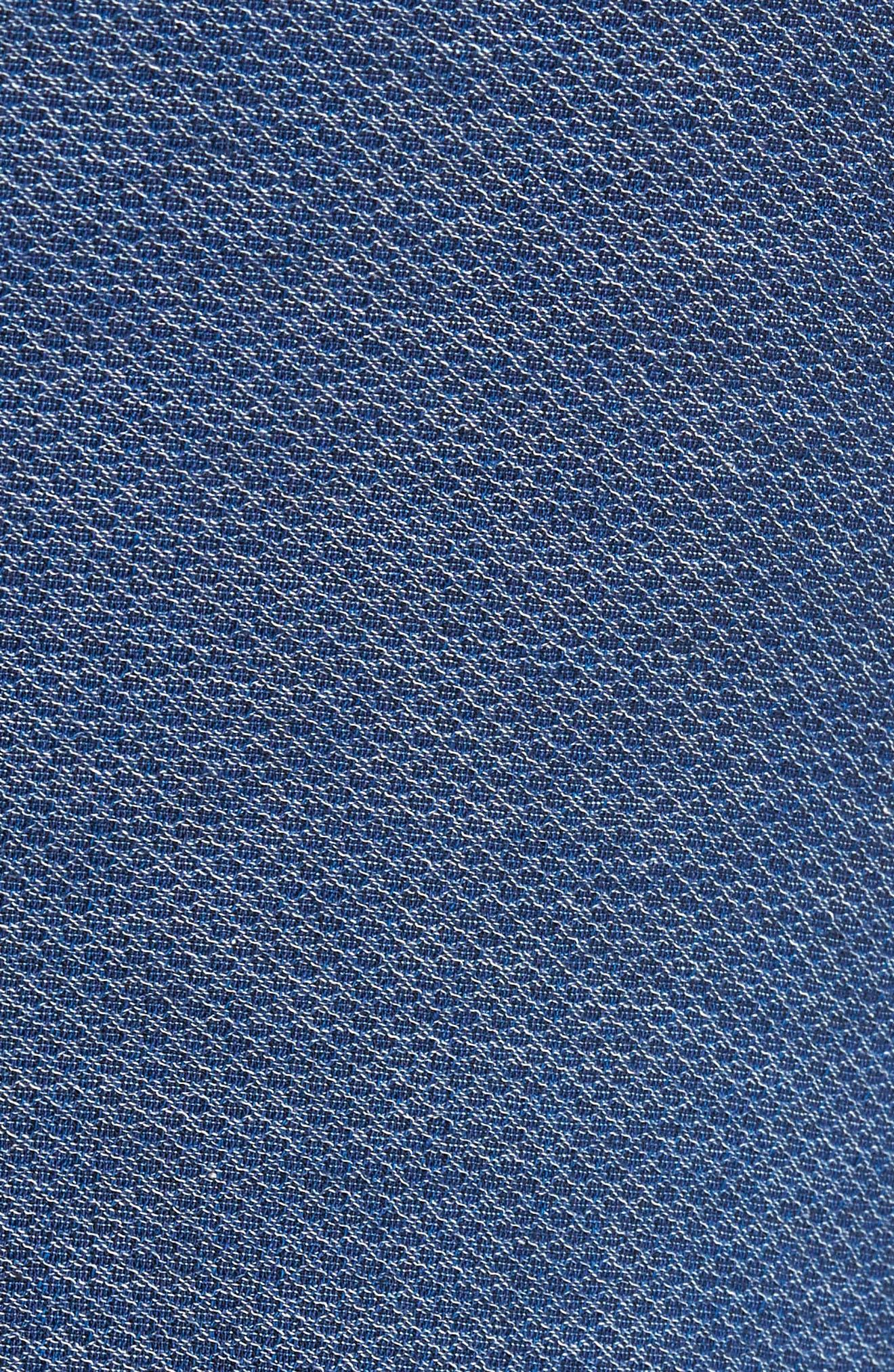 ,                             Fife Street Wool Blend Blazer,                             Alternate thumbnail 6, color,                             MARINE