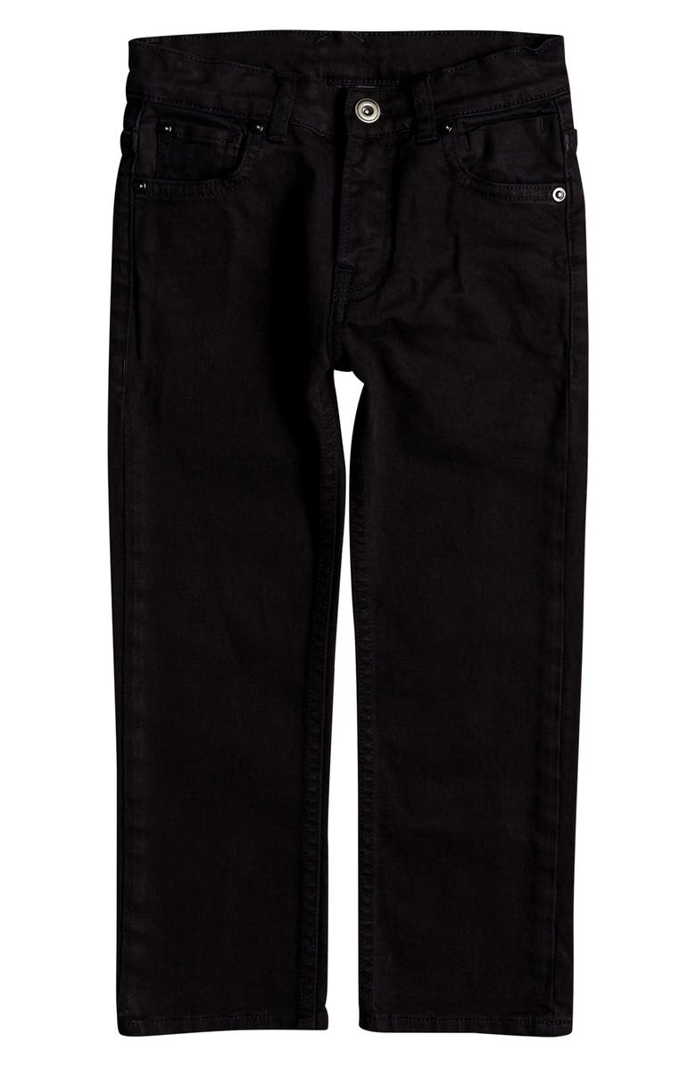 Straight Fit Jeans, Toddler Boys