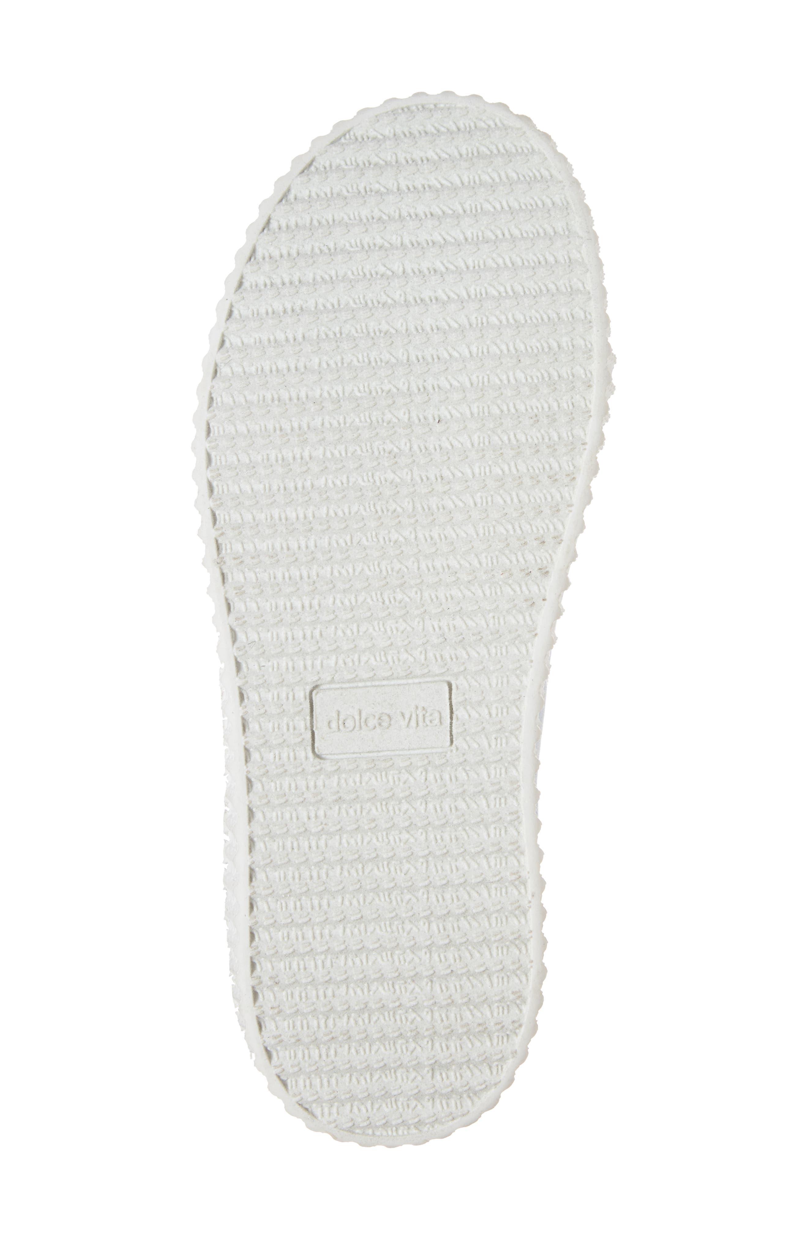 ,                             Wren Glitter Heel Sneaker,                             Alternate thumbnail 6, color,                             450