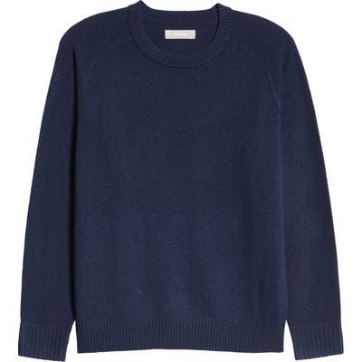 Everlane The Recashmere Crew Sweater, Blue