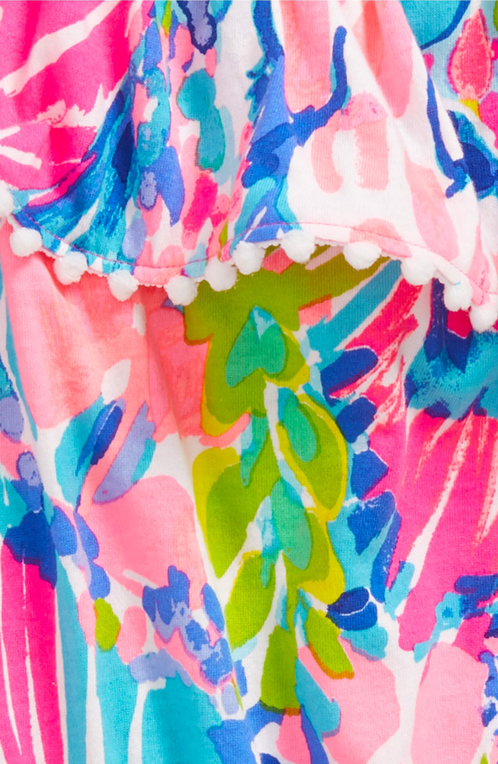 768adf07566538 Lilly Pulitzer® Leonie Ruffle Romper (Toddler Girls, Little Girls & Big  Girls) | Nordstrom