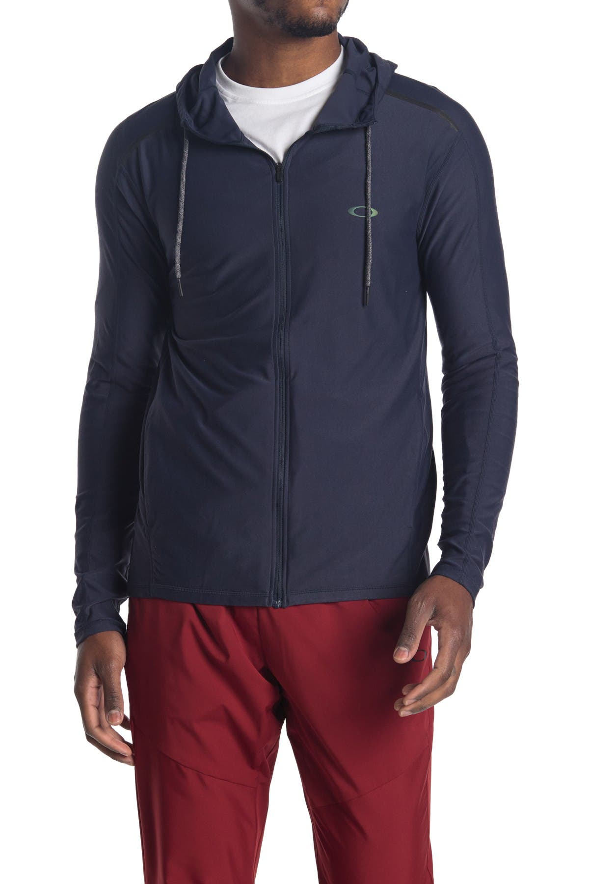 Image of Oakley Baselayer Zip Up Jacket