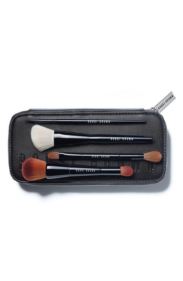 BOBBI BROWN Pro Brush Set, Main, color, 000