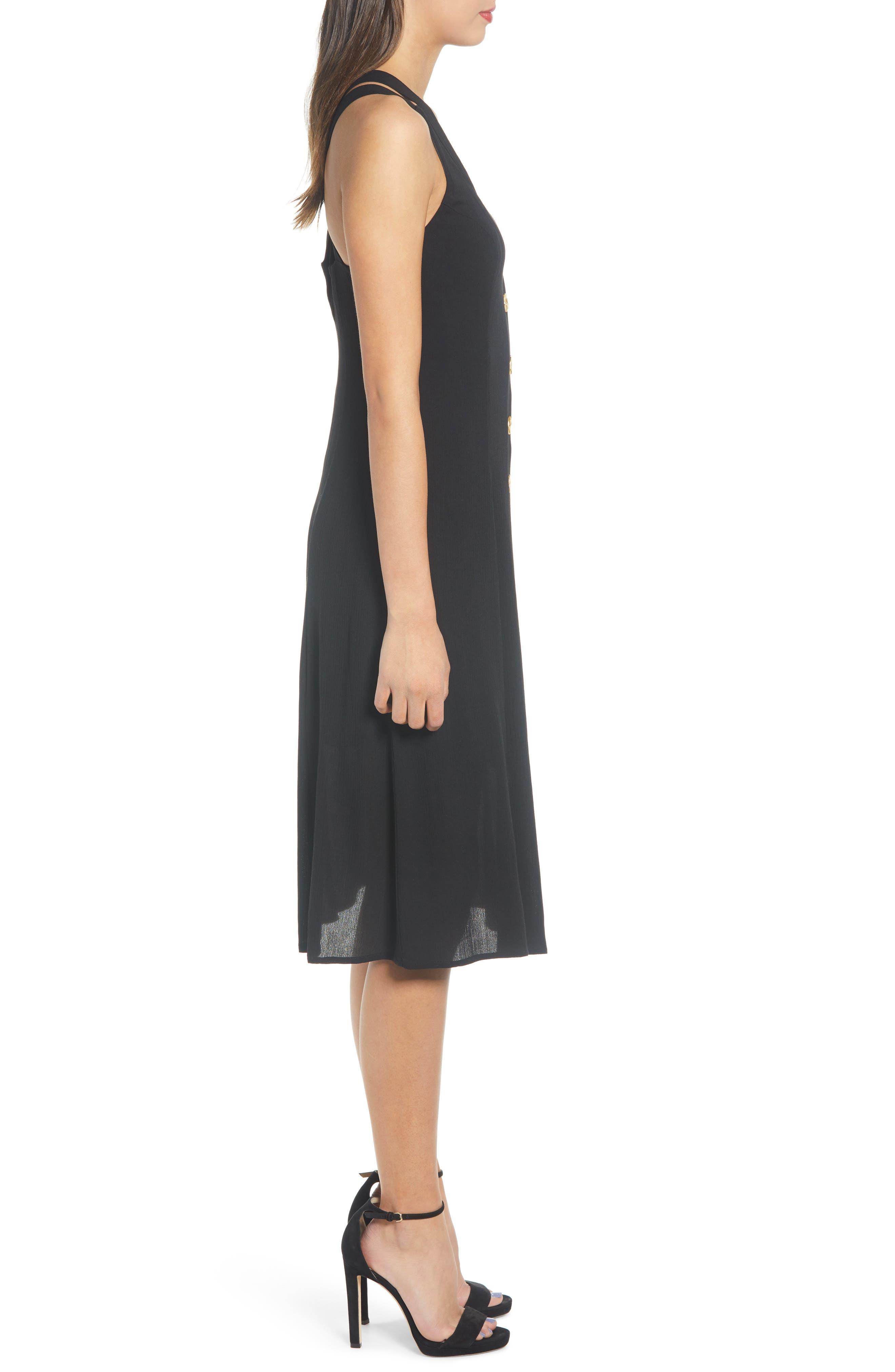 ROW A Button Front Dress