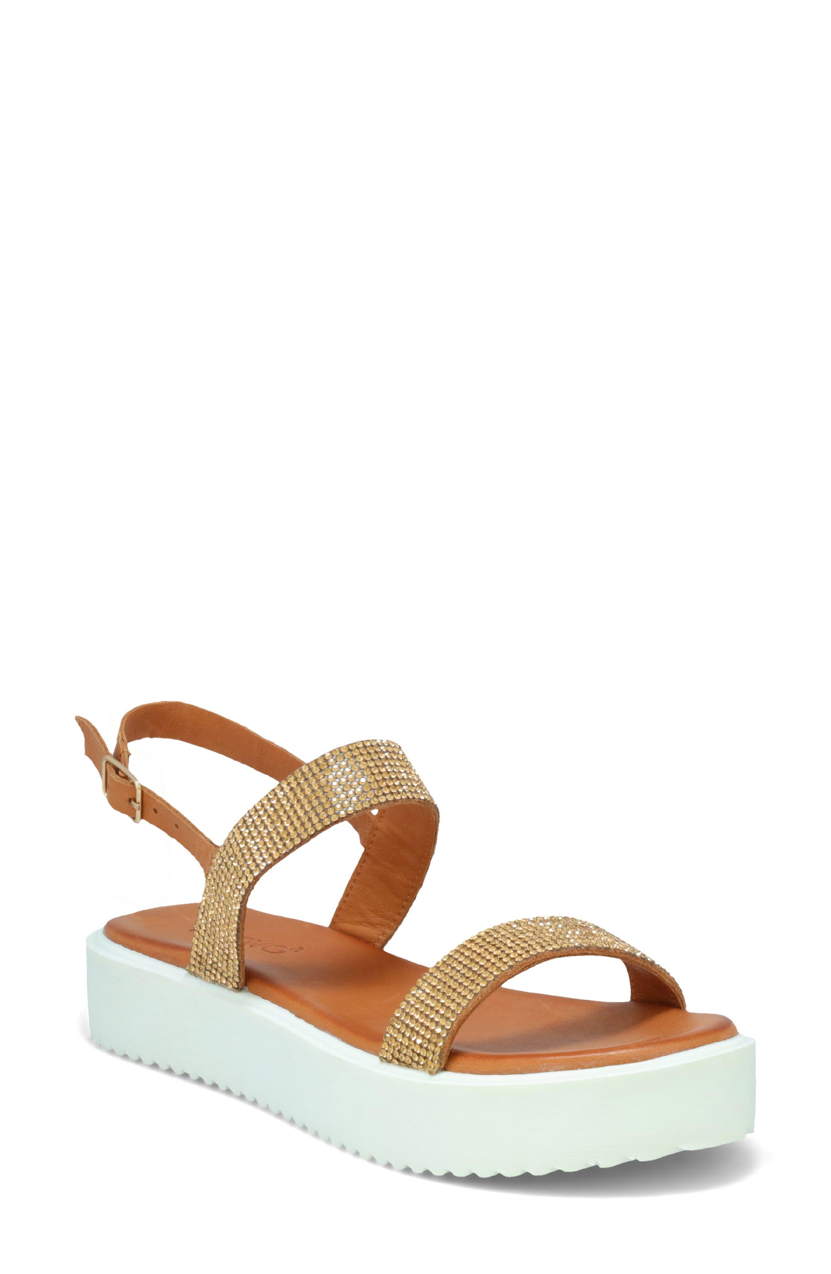 Women's Inuovo Jaden Platform Sandal