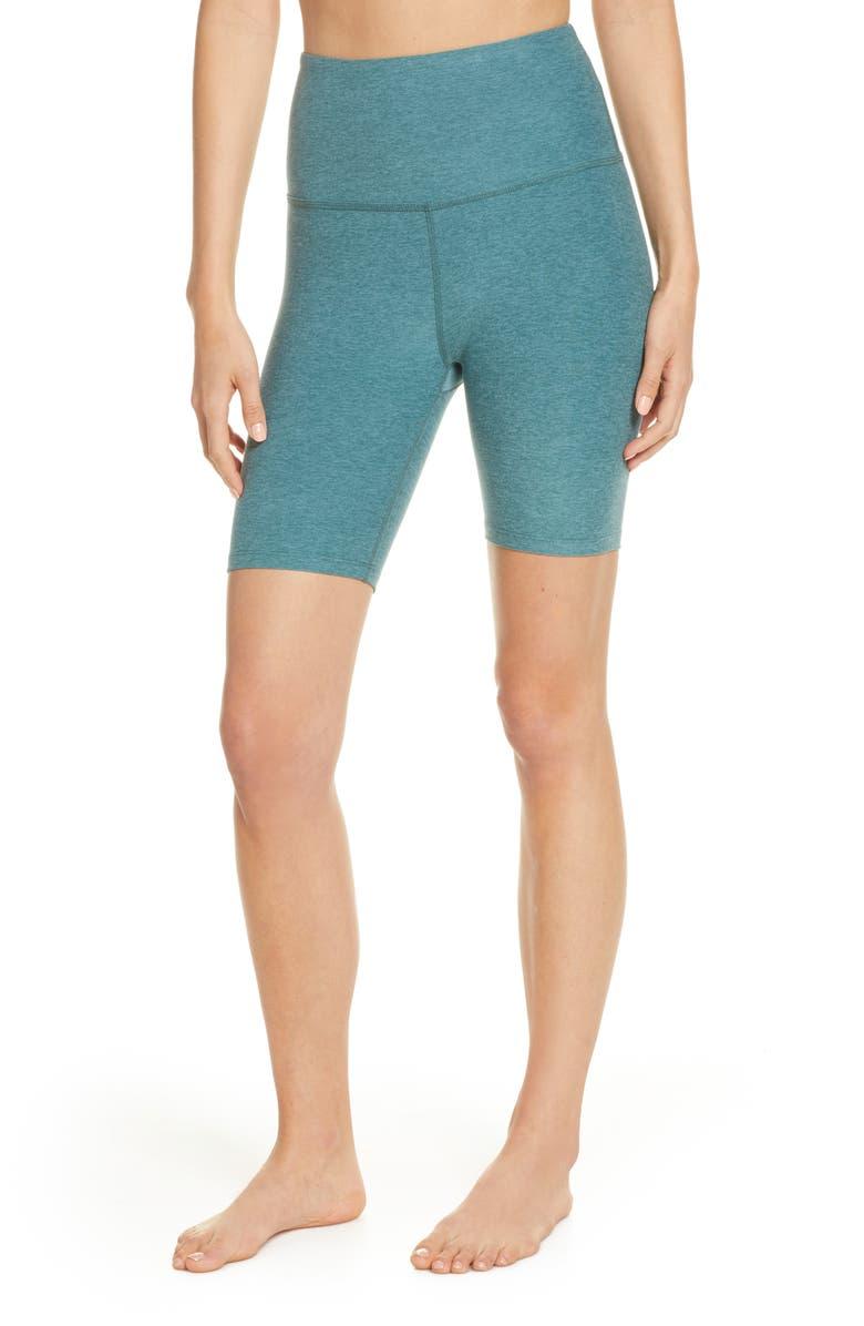BEYOND YOGA High Waist Biker Shorts, Main, color, 300