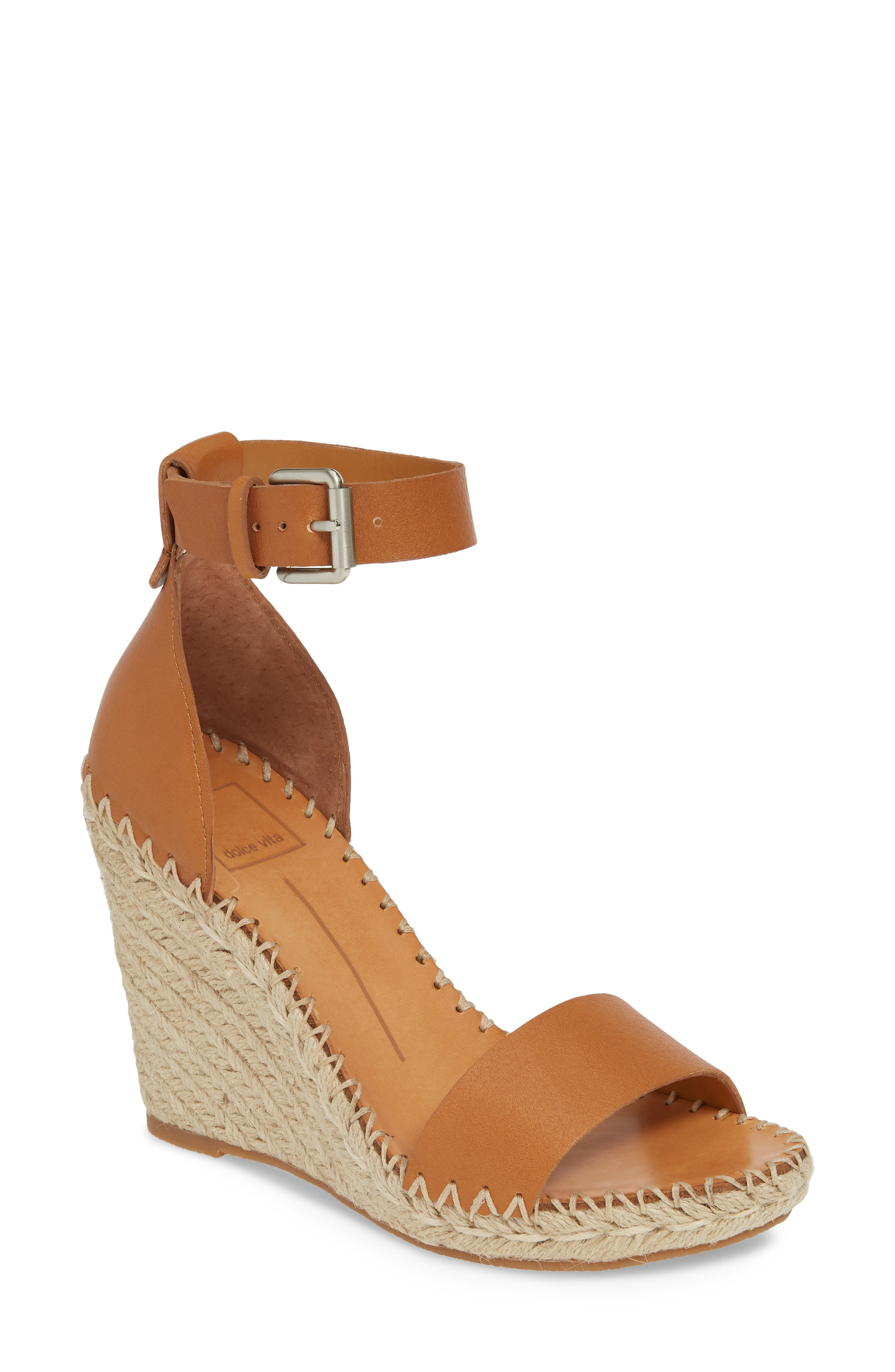 ,                             Noor Espadrille Wedge Sandal,                             Main thumbnail 7, color,                             232
