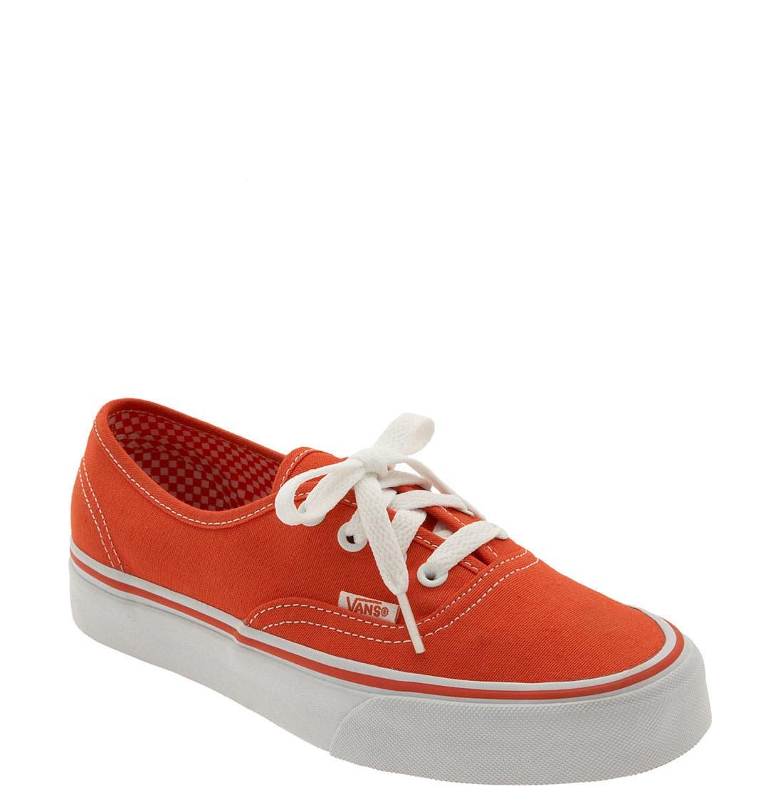 ,                             'Authentic' Sneaker,                             Main thumbnail 711, color,                             800