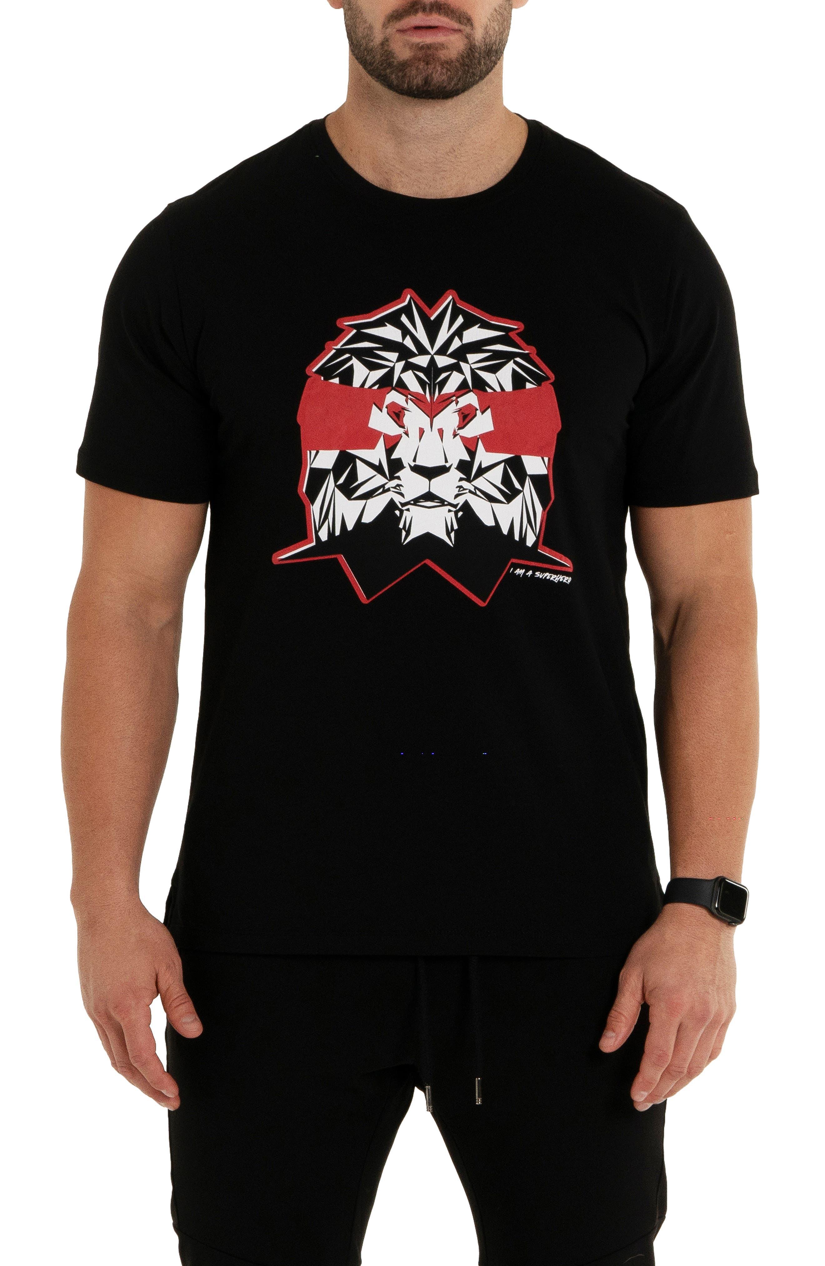 Ninja Lion Graphic Tee