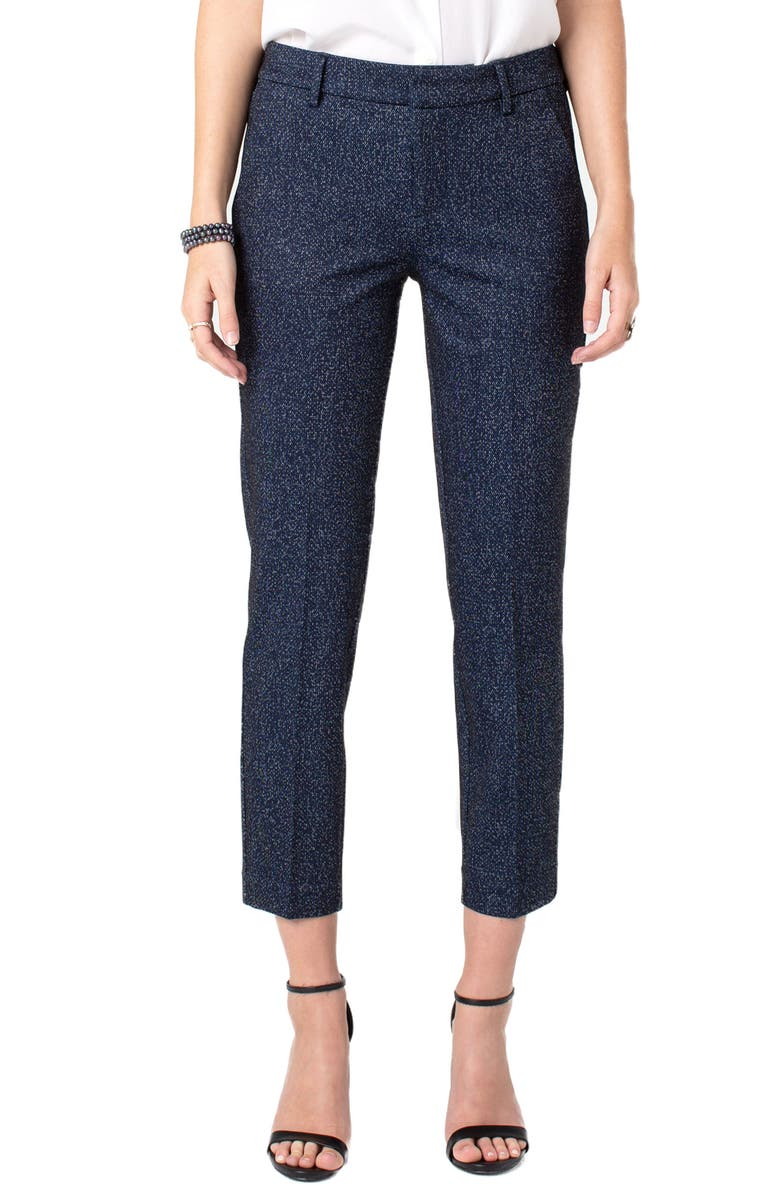 LIVERPOOL Kelsey Pixel Knit Trousers, Main, color, 460