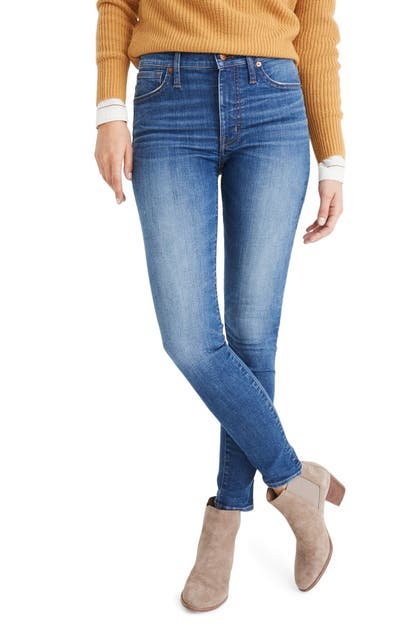 Madewell Jeans MID RISE SKINNY JEANS