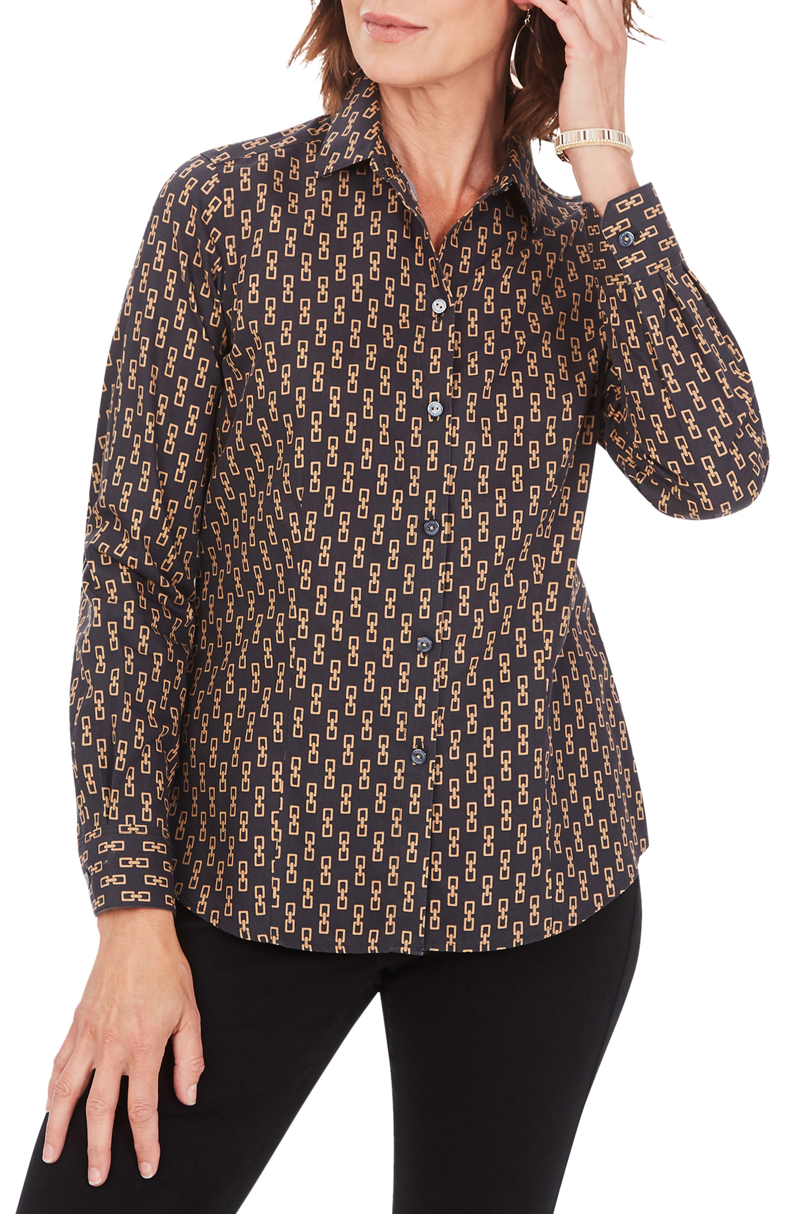 Dianna Button-Up Shirt