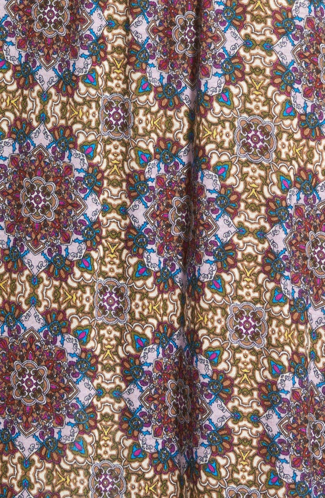 ,                             High Neck Maxi Dress,                             Alternate thumbnail 81, color,                             300