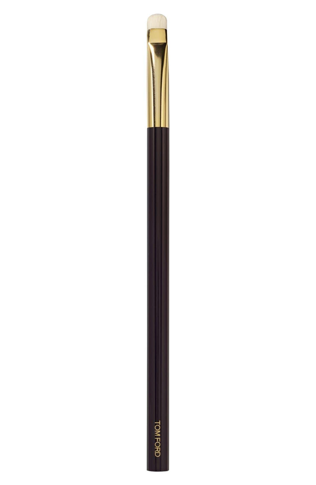 Eyeliner/Definer Brush 15, Main, color, 000