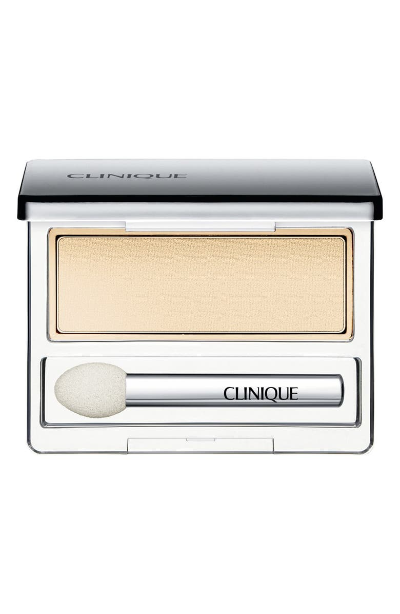 CLINIQUE All About Shadow<sup>™</sup> Single Eyeshadow, Main, color, FRENCH VANILLA