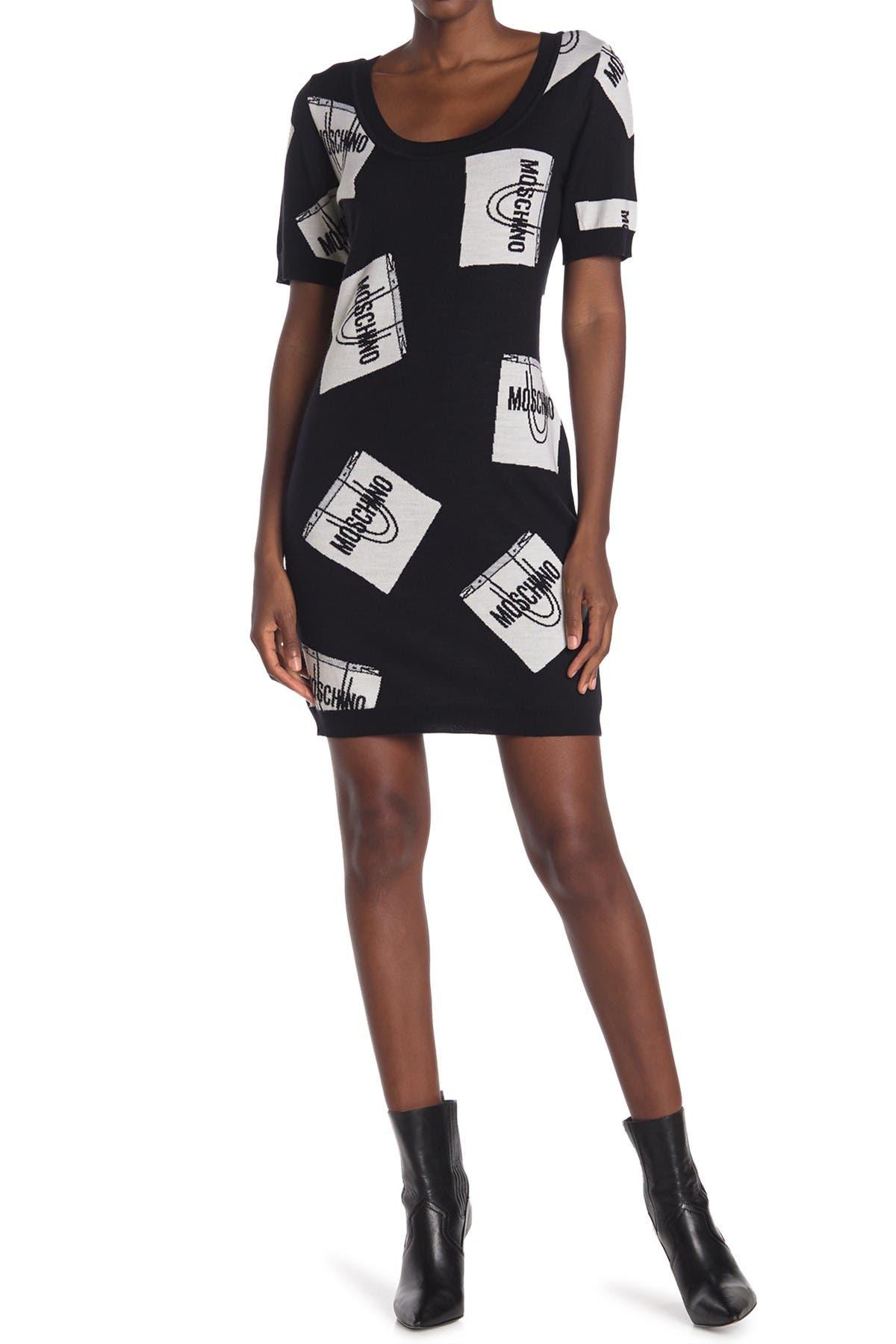 MOSCHINO Printed dress