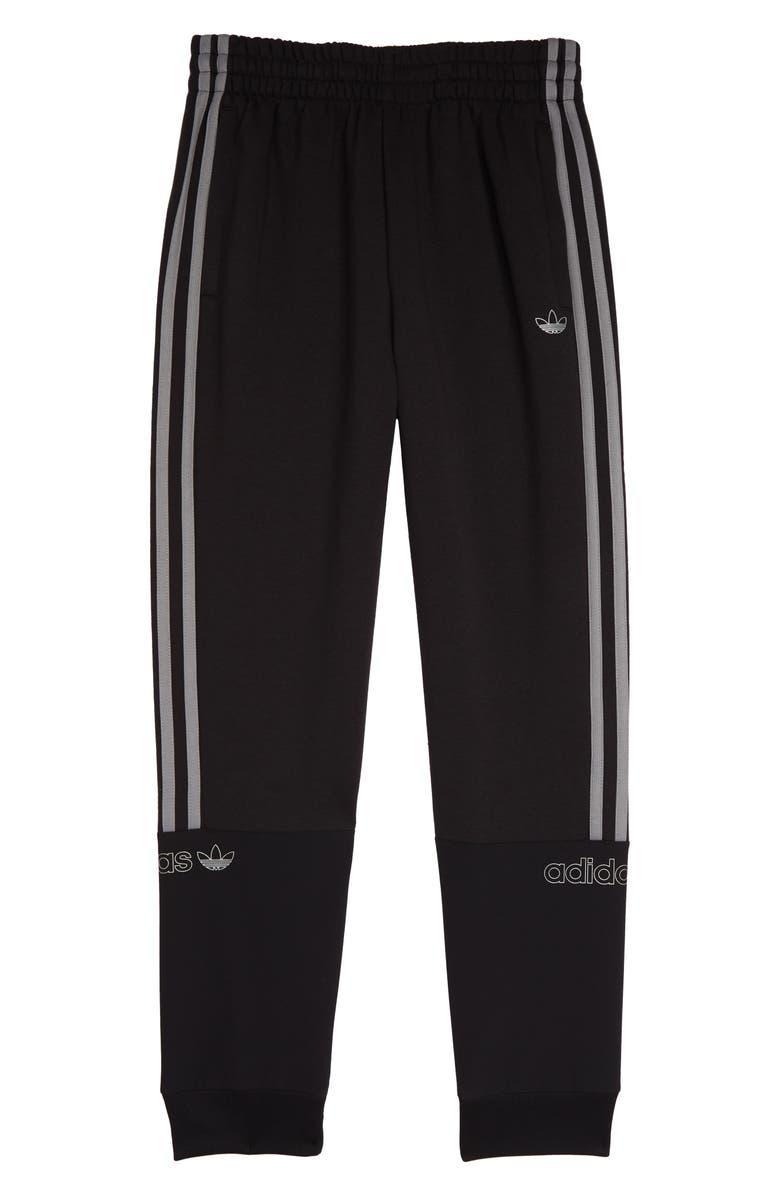 ADIDAS ORIGINALS BX 2.0 Sweatpants, Main, color, BLACK