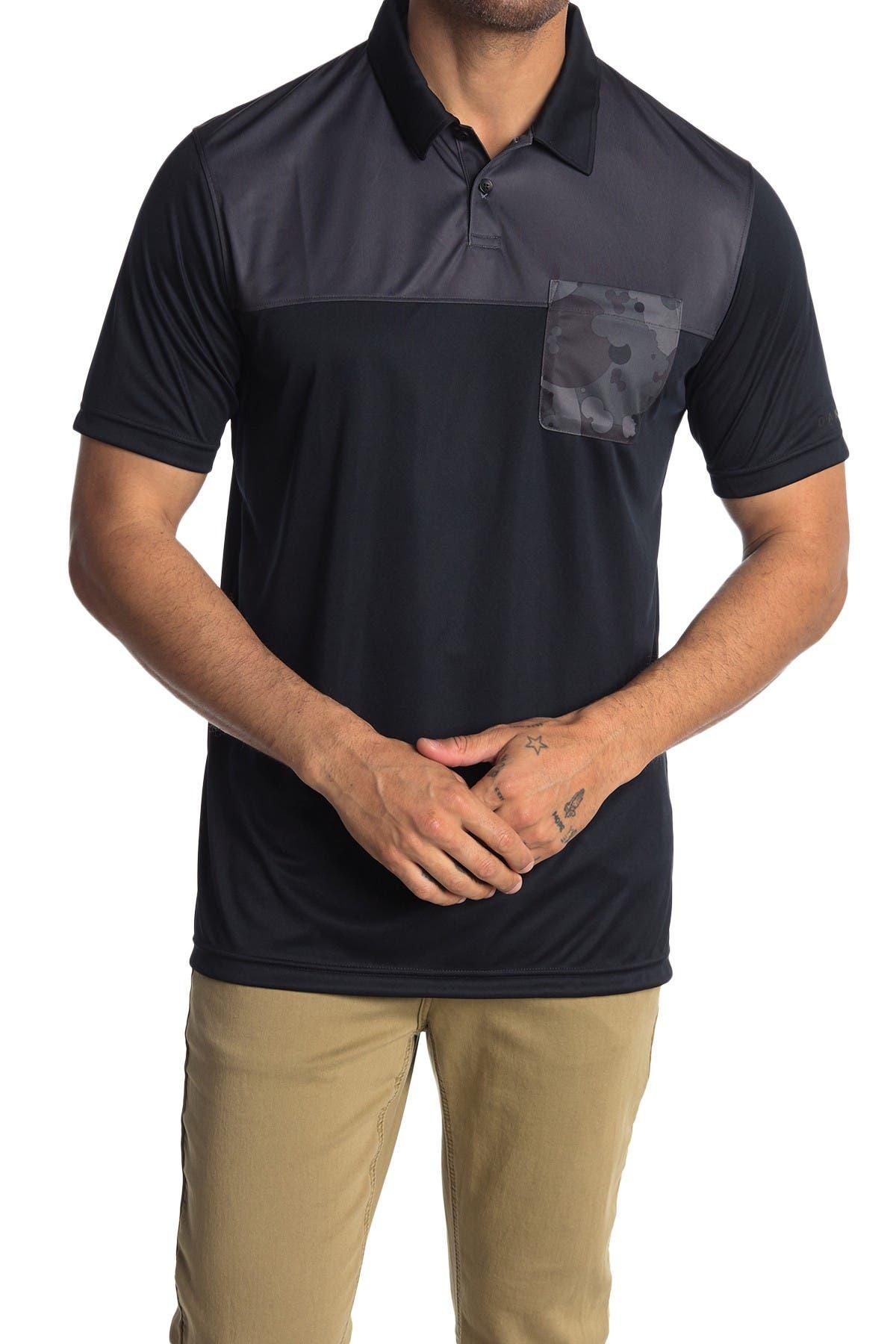 Image of Oakley Camo Evo Pocket Polo
